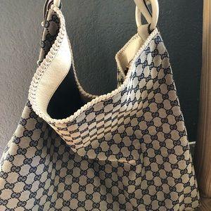 Gucci over the shoulder bag